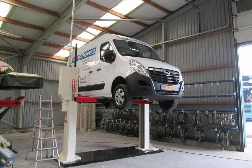 Garage Inrichting Gebruikt : Garage inrichting service onderhoud stokvis service